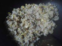 自己做的香菇炒饭