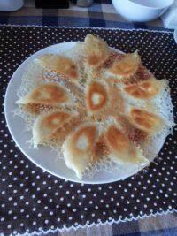美味的冰花煎饺