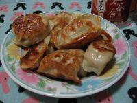 意犹未尽的油煎饺子