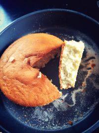 美味的天使蛋糕