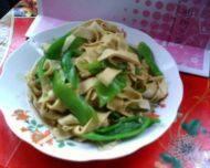 易做的尖椒干豆腐