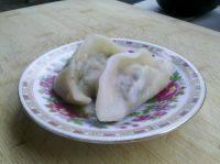 清香的白菜猪肉饺子