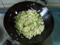 家常菜清炒卷心菜