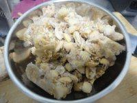 酥脆的花生芝麻糖