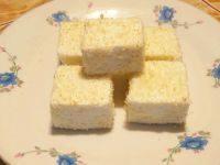 西式椰香奶冻糕