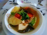 常吃不腻的蔬菜汤