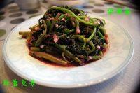 秀色可餐的蒜蓉苋菜