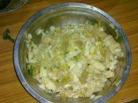 自制的韩国泡菜