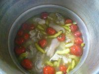 美味的泡椒猪蹄