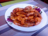 鲜香的番茄大虾