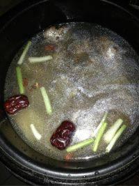 自己做的排骨藕汤