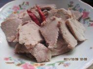 家常菜白切肉