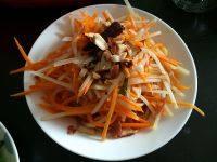 家常菜炝拌土豆丝