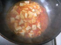 回味的茄汁豆腐