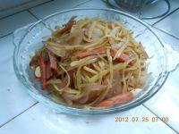 家常菜洋葱土豆丝