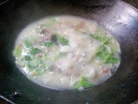 家常菜鱼头白菜汤