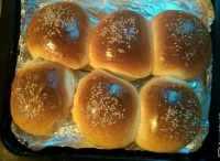 自制蜜豆面包