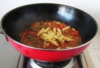 美味的意大利蔬菜汤