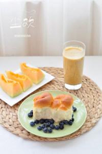 美味的红枣枸杞豆浆