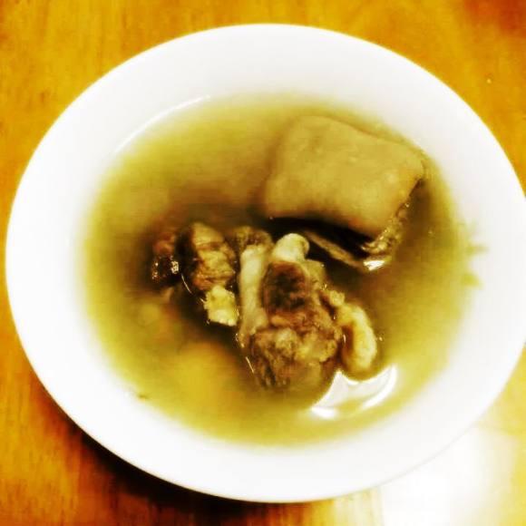 DIY羊肉汤