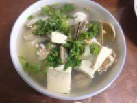 简单易做的鳕鱼炖豆腐