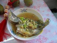 【家有大厨】清蒸鳜鱼