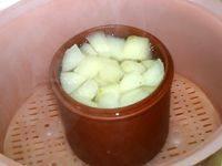 冰糖炖梨(家常菜)