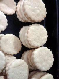 家庭版饼干