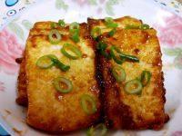 家常菜蚝油豆腐