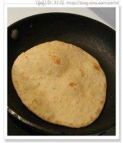 自制南瓜墨西哥饼