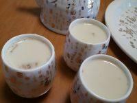 诱人的暖身奶茶