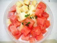 自制西米水果捞