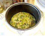 美味的淡淡清香豌豆饭