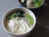 青菜鸡蛋面(懒人版)