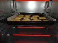 软嫩的燕麦饼干