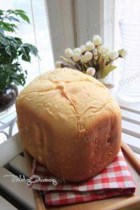 自制香橙面包