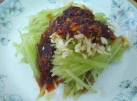 家常菜凉拌莴苣丝
