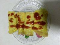 营养丰富的鸡蛋卷饼