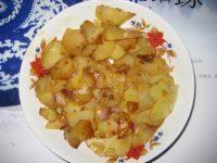 一绝的酸辣土豆片