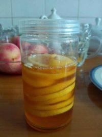好喝的柠檬蜂蜜茶