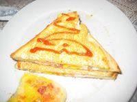 鲜香的早餐饼