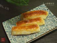 自制椰蓉面包条