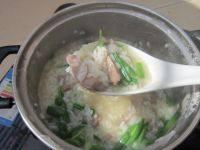 营养的猪肝粥