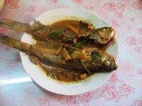 红烧小黄鱼(家庭版)