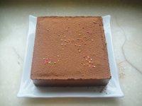 巧克力慕斯蛋糕(原创)