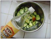 家常版清拌黄瓜