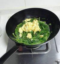 家常菜鸡蛋菠菜