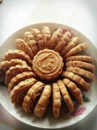 自制花生酥饼干