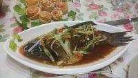 美美厨房之清蒸桂鱼