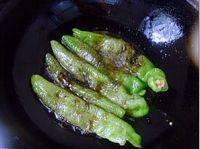家常菜油焖辣椒